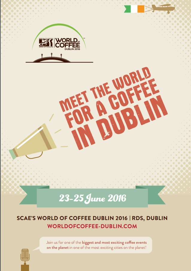 World of Coffee Dublin