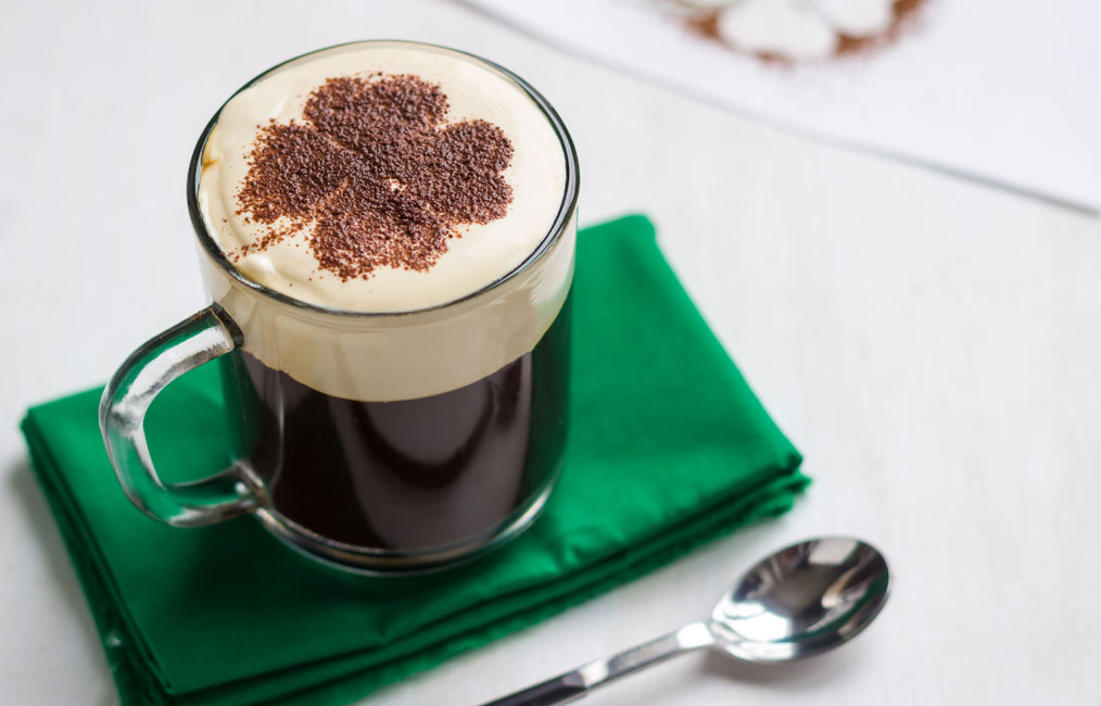 Koffielikeuren - irish coffee - koffie en whiskey